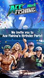 تحميل لعبة Ace Fishing مهكرة [أخر اصدار] لـ أندرويد