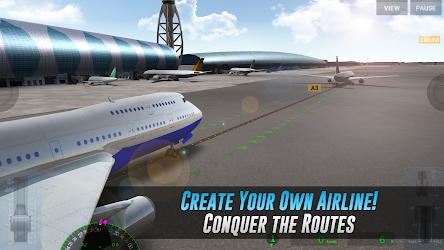 تحميل لعبة Airline Commander مهكرة [أخر اصدار] لـ أندرويد