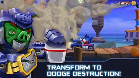 تحميل لعبة Angry Birds Transformers مهكرة [أخر اصدار] لـ أندرويد