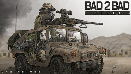 تحميل لعبة BAD 2 BAD DELTA مهكرة [أخر اصدار] لـ أندرويد