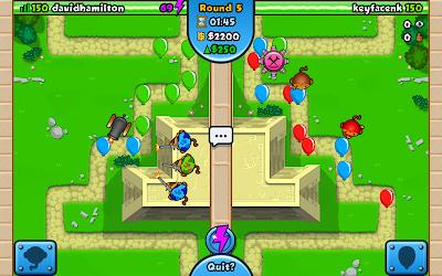تحميل لعبة Bloons TD Battles مهكرة [أخر اصدار] لـ أندرويد