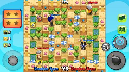 تحميل لعبة Bomber Friends مهكرة [أخر اصدار] لـ أندرويد