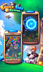 تحميل لعبة Bubble Bird Rescue مهكرة [أخر اصدار] لـ أندرويد