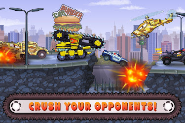 تحميل لعبة Car Eats Car 3 مهكرة [أخر اصدار] لـ أندرويد