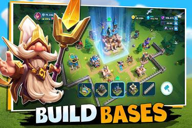 تحميل لعبة Castle Clash Rise of Beasts مهكرة [أخر اصدار] لـ أندرويد