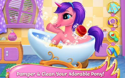 تحميل لعبة Coco Pony مهكرة [أخر اصدار] لـ أندرويد