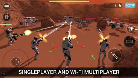 تحميل لعبة CyberSphere مهكرة [أخر اصدار] لـ أندرويد