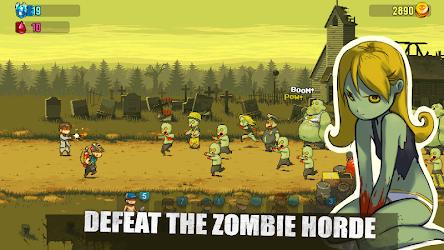 تحميل لعبة Dead Ahead: Zombie Warfare مهكرة [الأحدث] لـ أندرويد