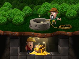 تحميل لعبة Diggys Adventure مهكرة [أخر اصدار] لـ أندرويد