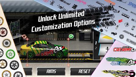 تحميل لعبة Drag Racing مهكرة [أخر اصدار] لـ أندرويد