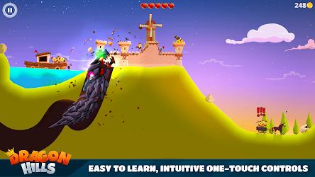 تحميل لعبة Dragon Hills مهكرة [أخر اصدار] لـ أندرويد