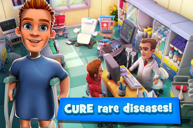 تحميل لعبة Dream Hospital مهكرة [أخر اصدار] لـ أندرويد