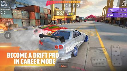تحميل لعبة Drift Max Pro مهكرة [أخر اصدار] لـ أندرويد