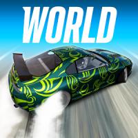 تحميل لعبة Drift Max World مهكرة [أخر اصدار] لـ أندرويد