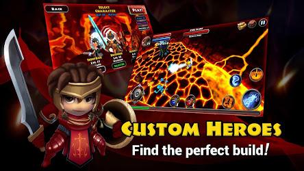 تحميل لعبة Dungeon Quest مهكرة [أخر اصدار] لـ أندرويد