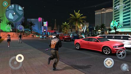 تحميل لعبة Gangstar Vegas مهكرة [أخر اصدار] لـ أندرويد