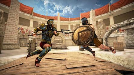 تحميل لعبة Gladiator Glory مهكرة [أخر اصدار] لـ أندرويد