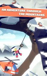 تحميل لعبة Hang Line Mountain Climber مهكرة [أخر اصدار] لـ أندرويد