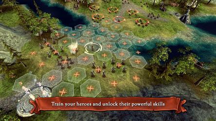 تحميل لعبة Hex Commander مهكرة [أخر اصدار] لـ أندرويد