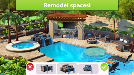 تحميل لعبة Home Design Makeover مهكرة [أخر اصدار] لـ أندرويد