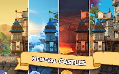 تحميل لعبة Hustle Castle مهكرة [أخر اصدار] لـ أندرويد