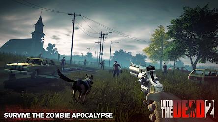 تحميل لعبة Into the Dead 2 مهكرة [أخر اصدار] لـ أندرويد