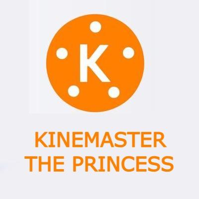تحميل كين ماستر الأميرة بدون علامة مائية | KineMaster The Princess