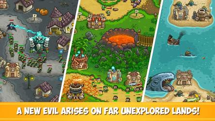 تحميل لعبة Kingdom Rush Frontiers مهكرة [أخر اصدار] لـ أندرويد