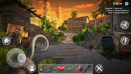 تحميل لعبة Last Pirate Island Survival مهكرة [أخر اصدار] لـ أندرويد