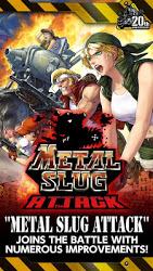 تحميل لعبة METAL SLUG ATTACK مهكرة [أخر اصدار] لـ أندرويد