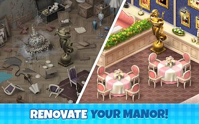 تحميل لعبة Manor Cafe مهكرة [أخر اصدار] لـ أندرويد