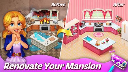 تحميل لعبة Matchington Mansion مهكرة [أخر اصدار] لـ أندرويد