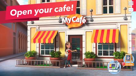 تحميل لعبة My Cafe Recipes Stories مهكرة [أخر اصدار] لـ أندرويد