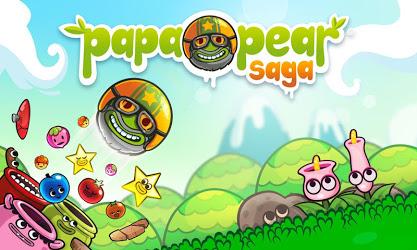 تحميل لعبة Papa Pear Saga مهكرة [أخر اصدار] لـ أندرويد