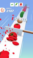 تحميل لعبة Perfect Slices مهكرة [أخر اصدار] لـ أندرويد