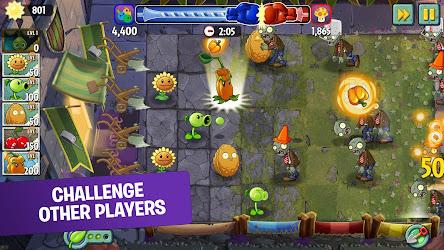 تحميل لعبة Plants vs Zombies 2 مهكرة [أخر اصدار] لـ أندرويد