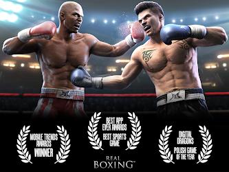 تحميل لعبة Real Boxing مهكرة [أخر اصدار] لـ أندرويد