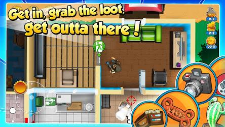 تحميل لعبة Robbery Bob 2 مهكرة [أخر اصدار] لـ أندرويد