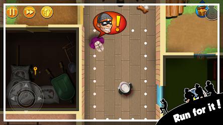 تحميل لعبة Robbery Bob مهكرة [أخر اصدار] لـ أندرويد