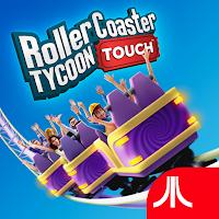 تحميل لعبة RollerCoaster Tycoon Touch مهكرة [أخر اصدار] لـ أندرويد