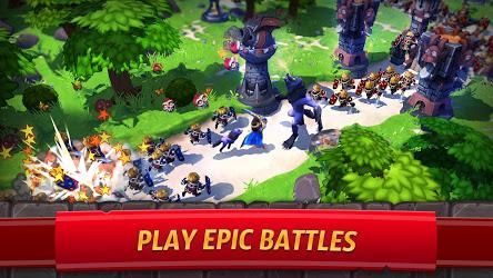 تحميل لعبة Royal Revolt 2 مهكرة [أخر اصدار] لـ أندرويد