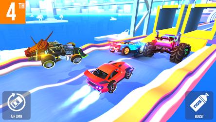 تحميل لعبة SUP Multiplayer Racing مهكرة لـ أندرويد