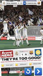 تحميل لعبة Score Hero مهكرة [أخر اصدار] لـ أندرويد
