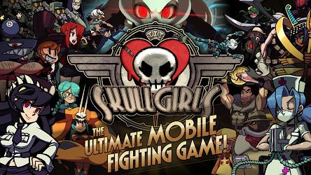 تحميل لعبة Skullgirls مهكرة [أخر اصدار] لـ أندرويد