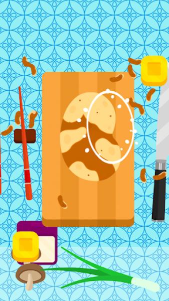تحميل لعبة Slashy Sushi مهكرة [أخر اصدار] لـ أندرويد