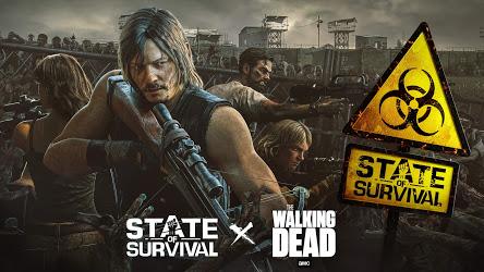 تحميل لعبة State of Survival Survive مهكرة [أخر اصدار] لـ أندرويد