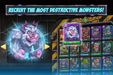 تحميل لعبة Tactical Monsters مهكرة [أخر اصدار] لـ أندرويد