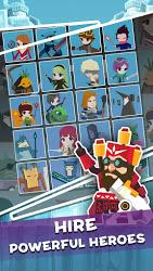 تحميل لعبة Tap Titans 2 مهكرة [أخر اصدار] لـ أندرويد