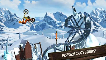 تحميل لعبة Trials Frontier مهكرة [أخر اصدار] لـ أندرويد