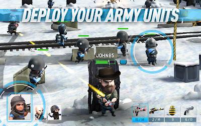 تحميل لعبة WarFriends مهكرة [أخر اصدار] لـ أندرويد